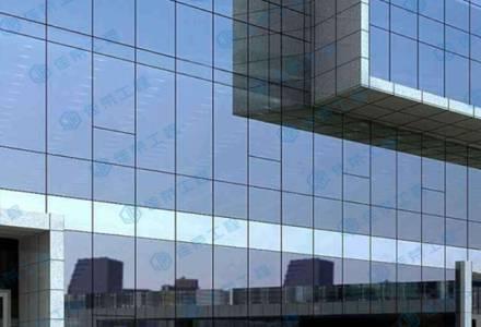 幕墙玻璃安装工程
