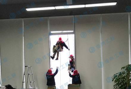 长沙幕墙玻璃维修
